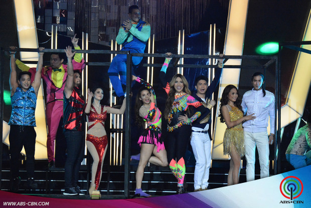 Grand finals of i am pogay celebrity