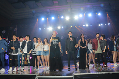 IN PHOTOS: It's Showtime hosts, nagpasikat sa ABS-CBN Trade Event 2016