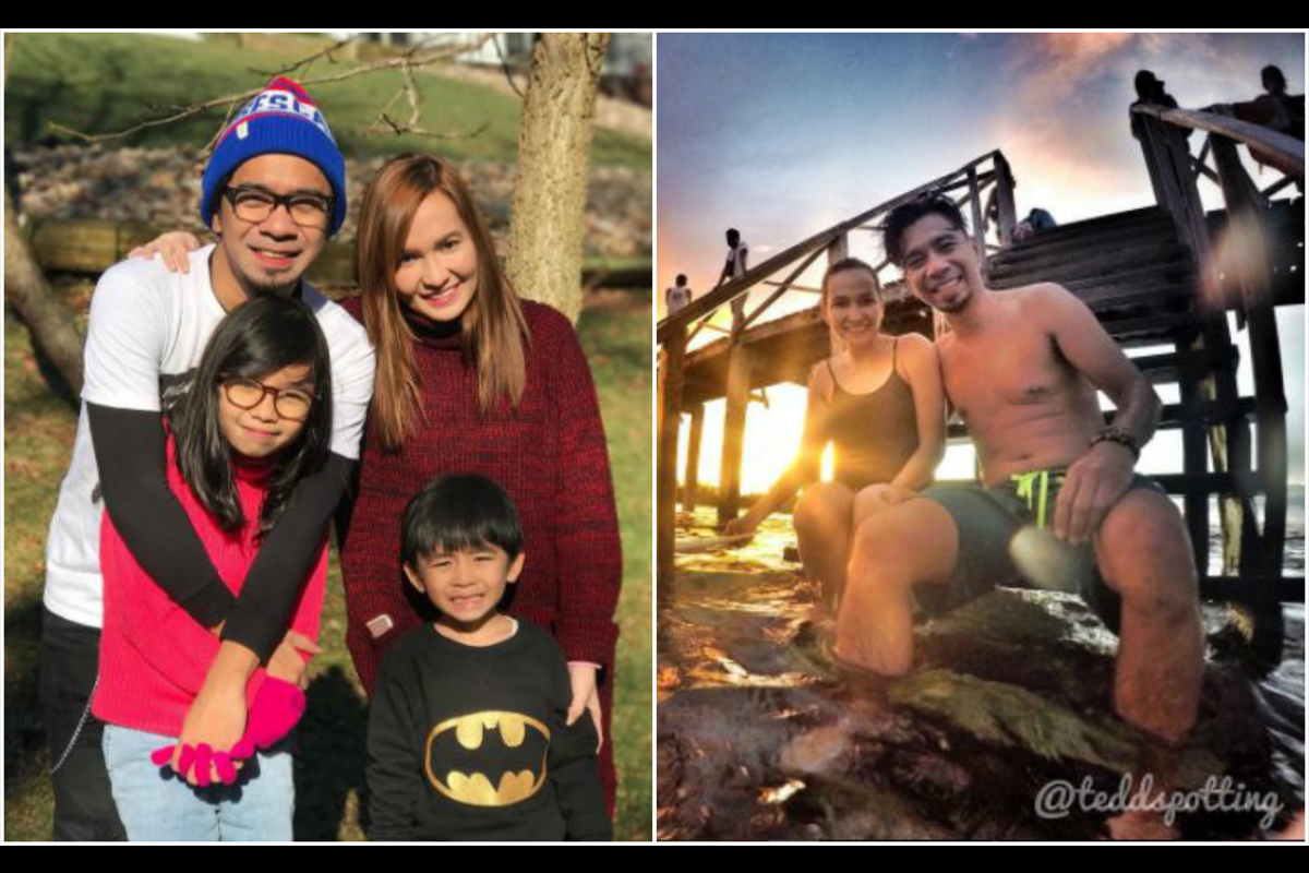 FAMILY PICTURE: Teddy Corpuz with his loved ones in 34 photos