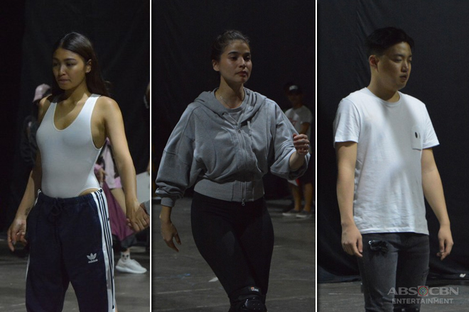 How Team Anne, Nadine & Ryan prepared for Magpasikat 2017