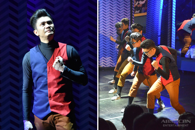 PHOTOS: Team Vhong's touching mirror dance act in Magpasikat 2017