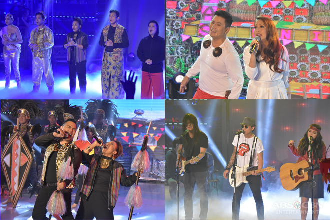 PHOTOS: Tawag Ng Tanghalan Hurados perform for Madlang People