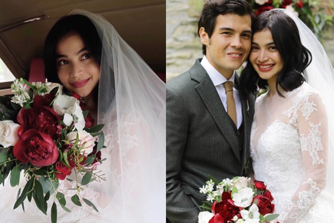 It's Showtime's Anne Curtis is a stunning bride & here are her must-see photos at the wedding!