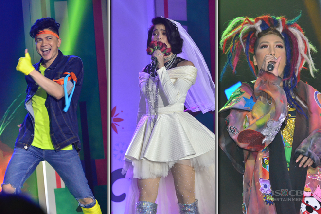 PHOTOS: It's Showtime Family at the Just Love: The ABS-CBN Trade Event