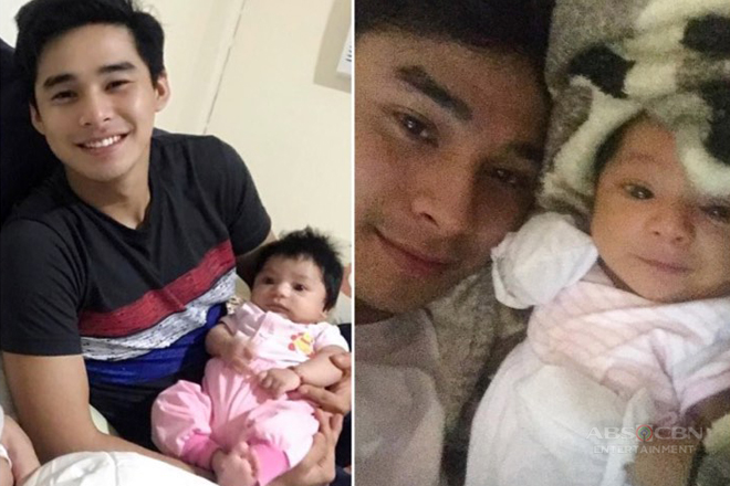 Find A Man Who Loves Kids; These photos of Hashtag Mccoy show he's the sweetest