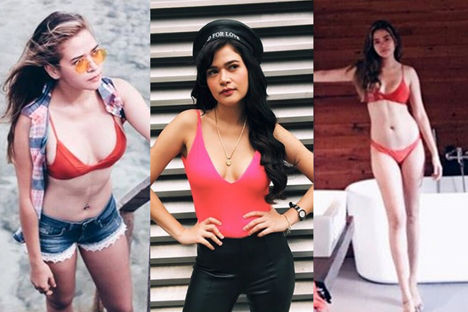 LOOK! The sexy side of It's Showtime's favorite guest host Bela Padilla in 33 photos