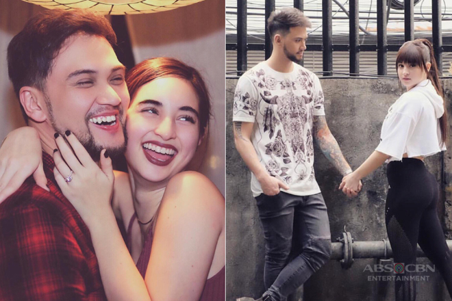 LOOK! Photos Of The Controversial Couple Coleen And Billy That Show Their Love Can Withstand All