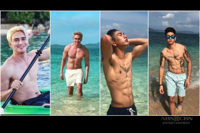 Hashtag Luke and Nikko show their summer-ready body in these 16 photos