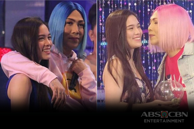 Stolen moments of Ate Girl and Vice Ganda that will give you instant KILIG!
