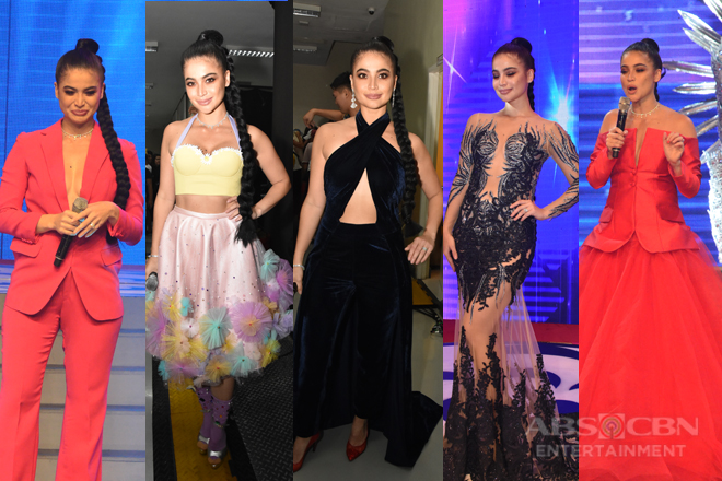 LOOK: 5 fab outfits of Anne Curtis at the Miss Q & A Grand Finals