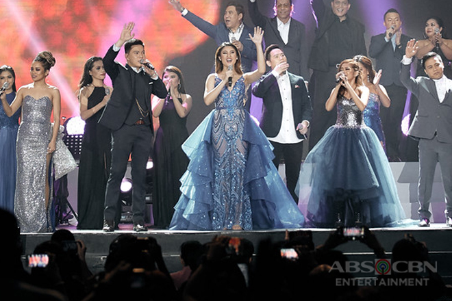 TNT artists, niyanig ang Araneta sa sold out na concert