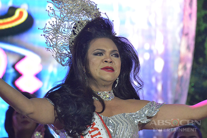 LOOK: Juliana Parizcova's tearful final walk as reigning Miss Q & A