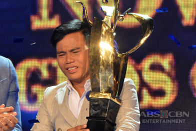 WINNING MOMENTS: Noven Belleza is Tawag Ng Tanghalan's Grand Champion