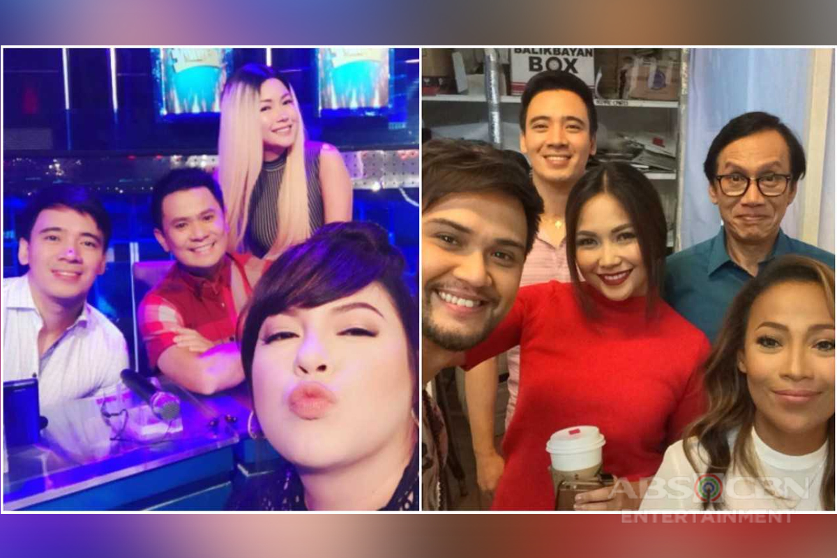 Off-Cam bonding moments of Tawag Ng Tanghalan Hurados