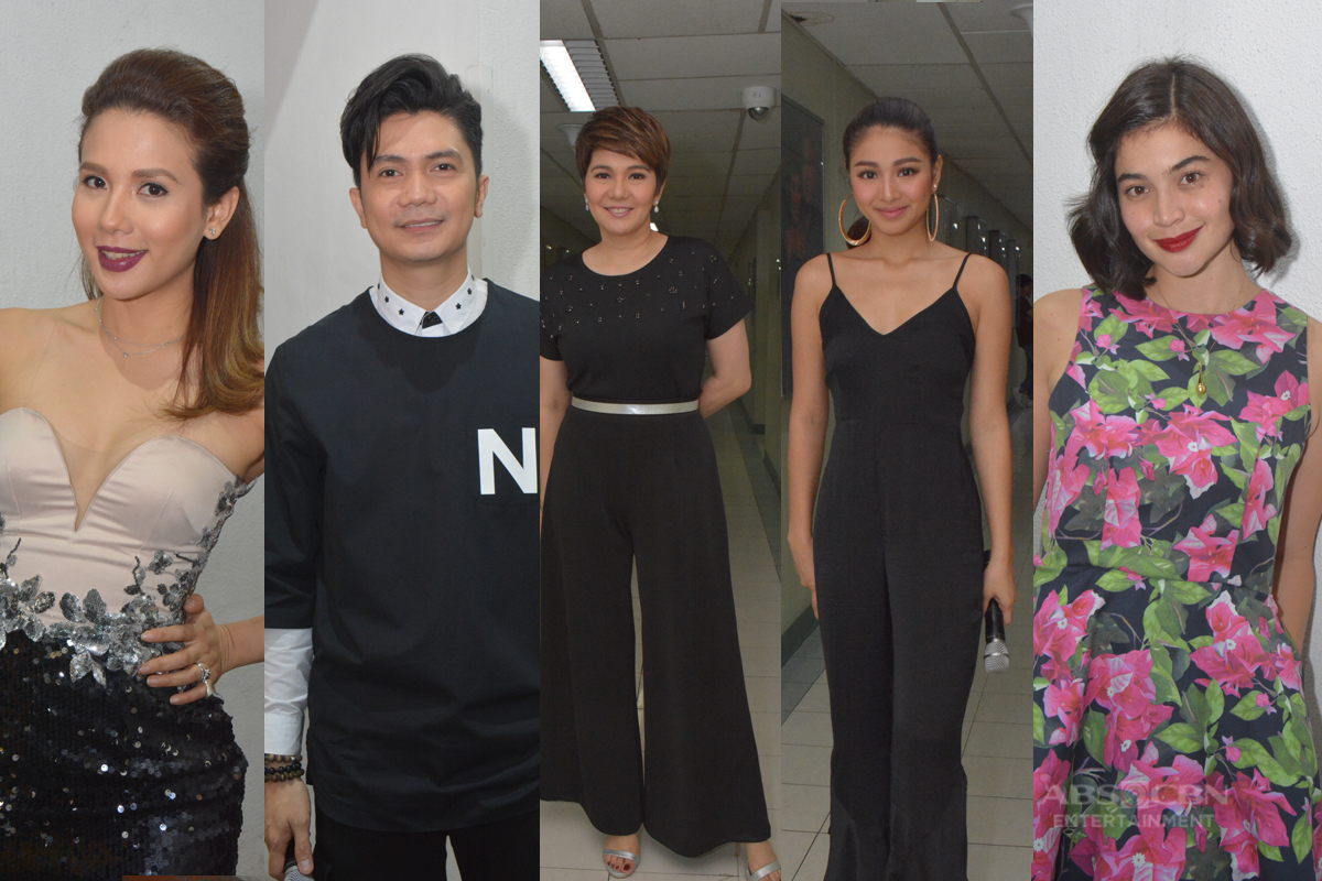 Backstage Photos: Tawag Ng Tanghalan Year 2 Quarter 1 Semi Finals