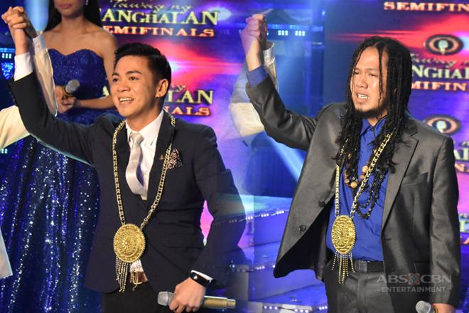 PHOTOS: Sofronio at Tuko, pasok na sa Tawag Ng Tanghalan Year 2 grand finals