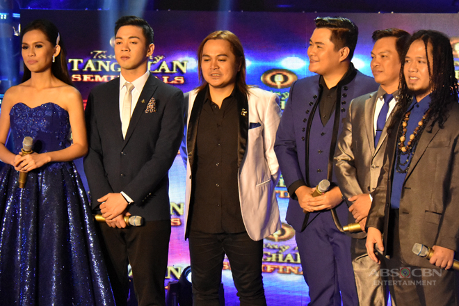 IN PHOTOS: Quarter 3 Semifinals Of Tawag Ng Tanghalan Year 2