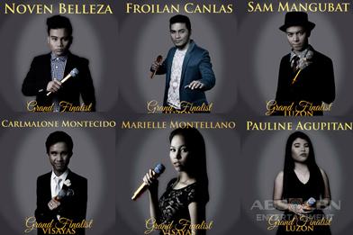 """Noven, Froilan, Carlmalone, Sam, Marielle, Pauline battle to become first-ever """"Tawag Ng Tangahalan"""" Grand Champion"""