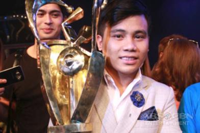 """Farmer Noven Belleza is first-ever """"Tawag ng Tanghalan"""" grand champion"""