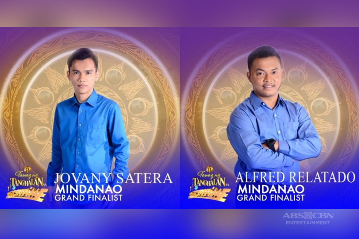 """Jovany at Alfred ng Mindanao, pinangalanang unang grand finalists ng """"Tawag ng Tanghalan"""" year 2"""