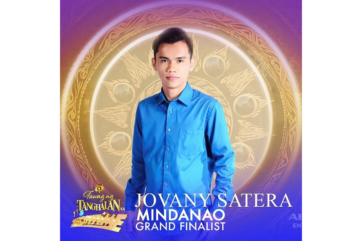 Tawag ng Tanghalan Journey: Jovany Satera