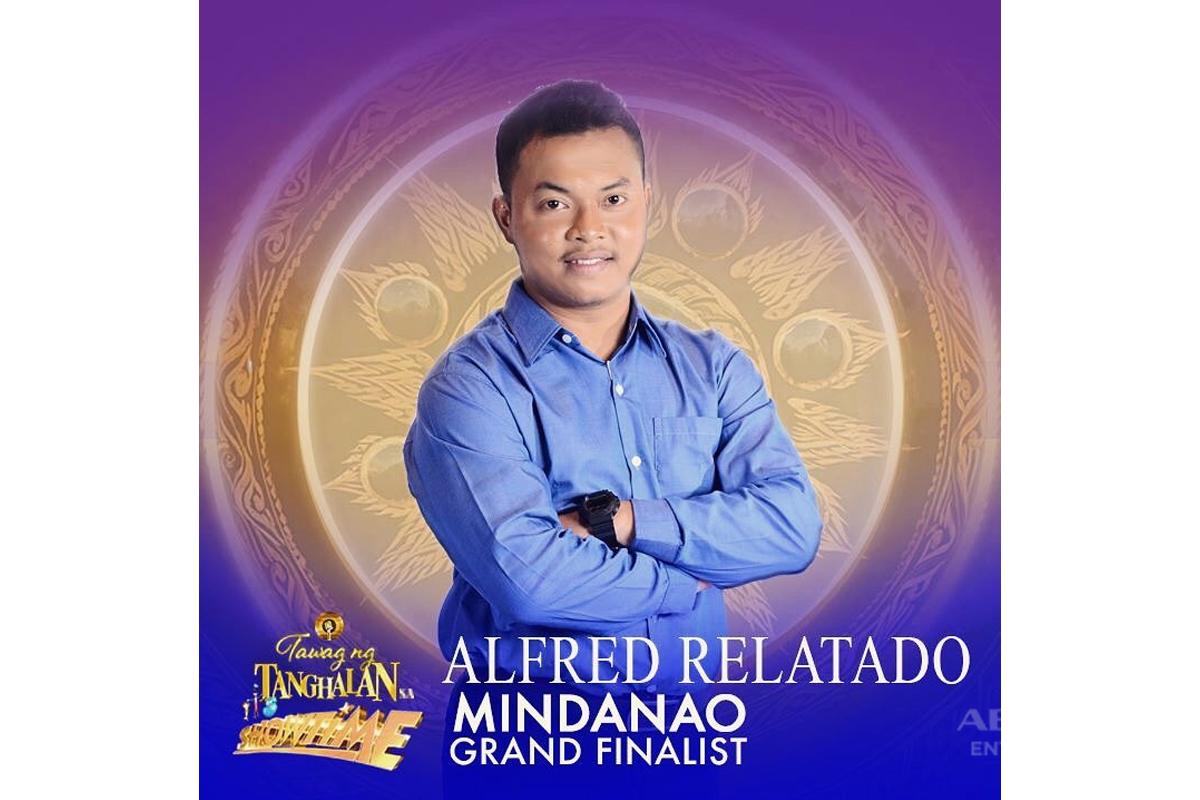 Tawag ng Tanghalan' Journey: Alfred Relatado