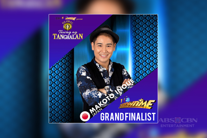 TNT JOURNEY: Tawag Ng Tanghalan Global Finalist Makoto Inoue now a few steps closer to reaching his dreams