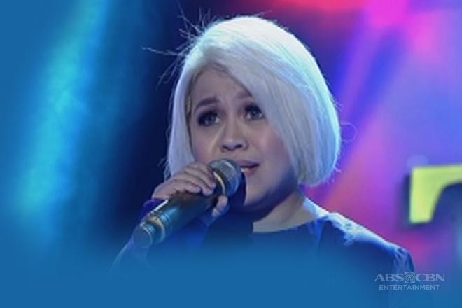 TNT: Hong Kong contender Penny Salcedo sings Purple Rain