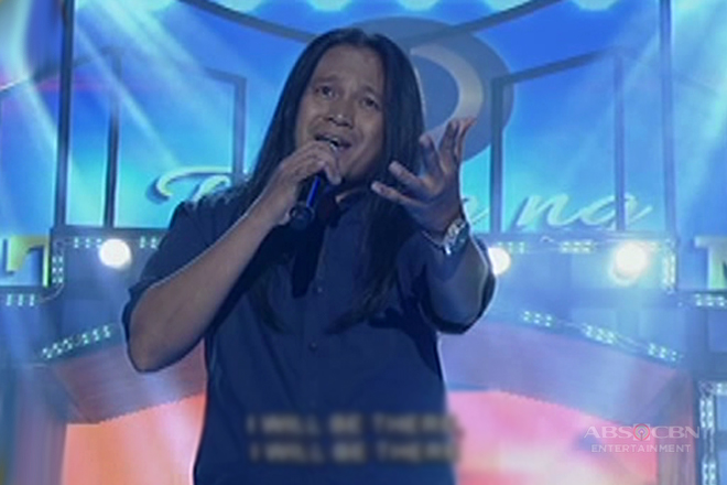 TNT: Mindanao contender Renato Llapore sings Still Loving You
