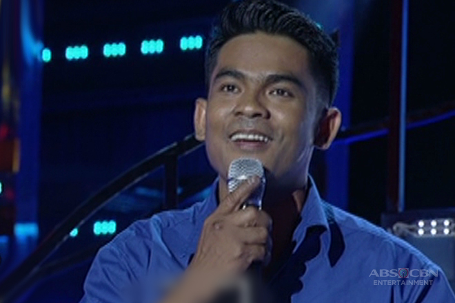 TNT: Luzon contender Bernie De Asis sings Be My Lady