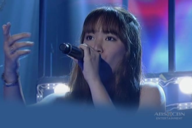 TNT: Metro Manila contender Elaine Ravalo sings Sheena Easton's Almost Over You