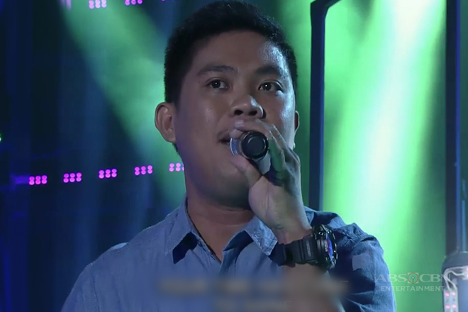 TNT: Mindanao contender Mark Anthony Uy sing Bridged Over Troubled Water