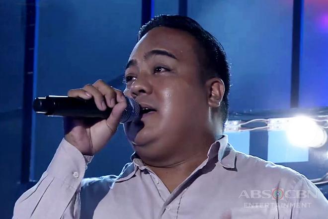 TNT: Luzon contender Arvie De Villa sings The Impossible Dream