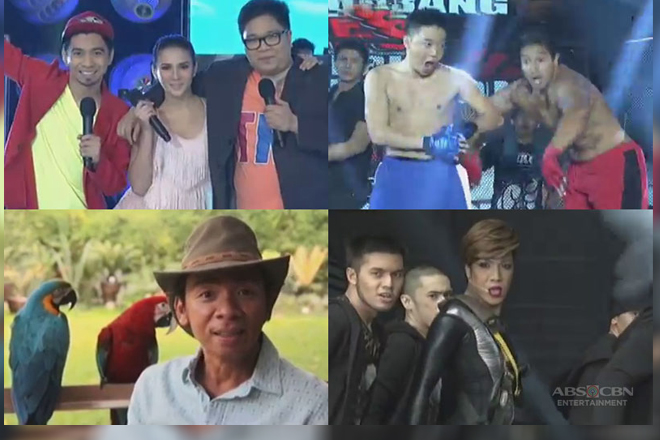 Throwback: It's Showtime Magpasikat 2013