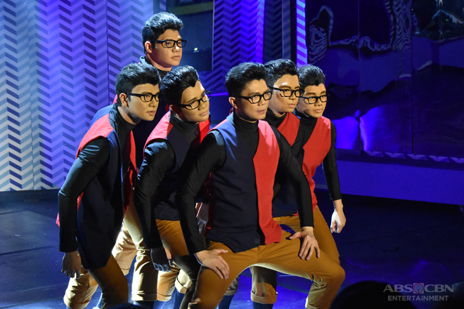 "Vhong Navarro brings hosts, madlang people to tears with mirror illusion ""Magpasikat"" performance"