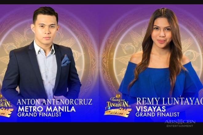 """Anton at Remy, umabante sa grand finals ng """"Tawag ng Tanghalan"""""""