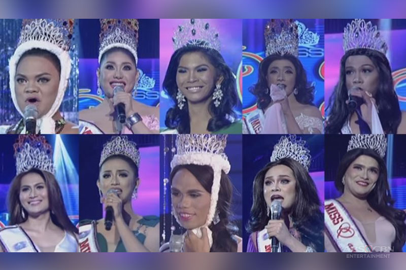 "10 ""Miss Q and A"" candidates and their trending answers that slayed noontime"