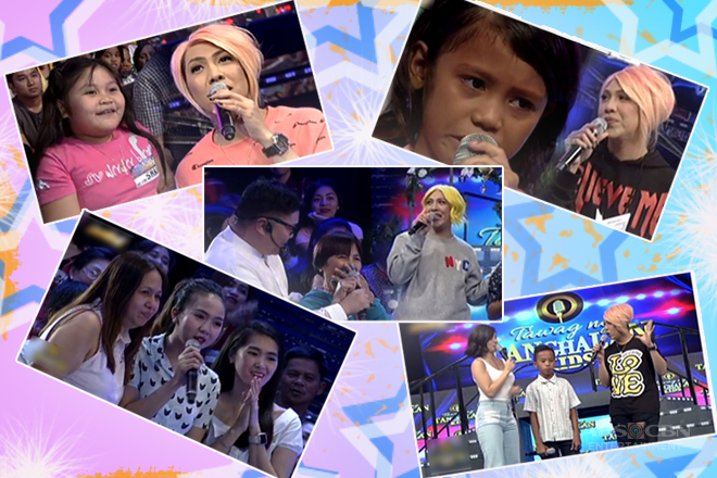 PAANDAR 2017: 14 Heartwarming moments that touched all of us on It's Showtime