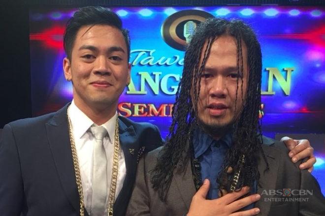 """Tuko at Sofronio, bagong pares na aabante sa """"Tawag ng Tanghalan"""" grand finals"""