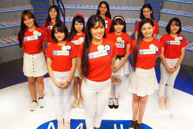 New set of MNL48 top 10 aspirants revealed on It's Showtime