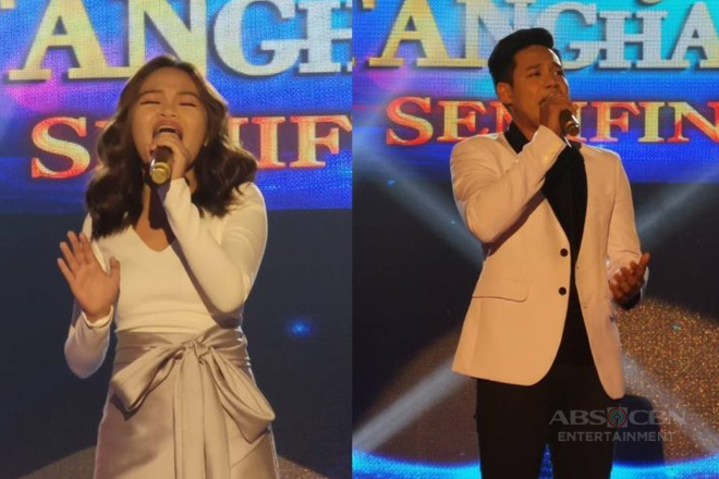 "Janine and Reggie of Visayas make it to ""Tawag ng Tanghalan"" grand finals"
