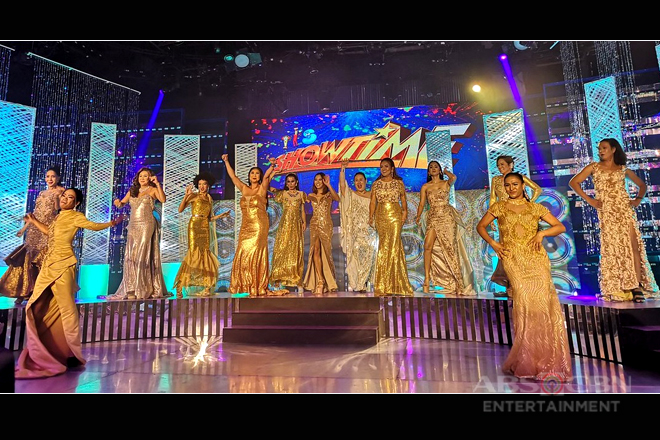 """'Beki' candidates outdo each other in Miss Q And A """"Resbek"""" Week"""