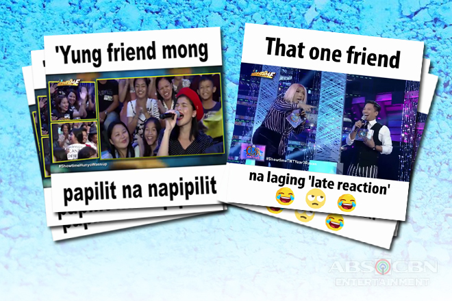 Friendship, according to these fun It's Showtime memes