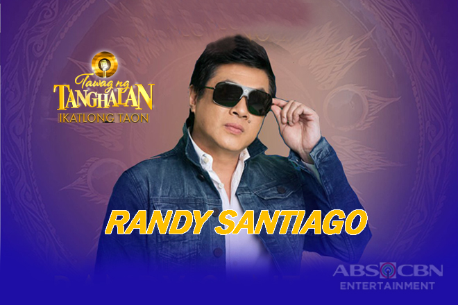 "Randy Santiago returns to the noontime as ""Tawag Ng Tanghalan Hurado"""