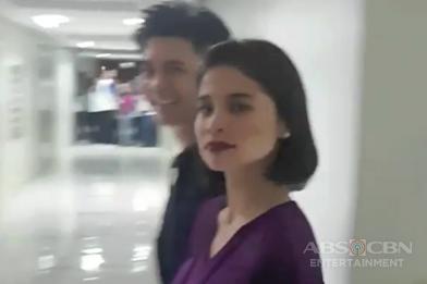WATCH: Jhong, ginulat si Anne Curtis!