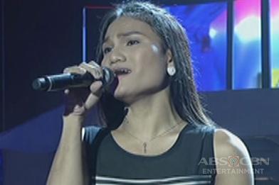 Visayas contender Dave Alcano sings Jude Michael's Mula sa Puso