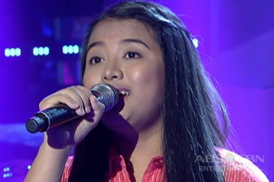 Luzon contender Irish Feting sings Michael Bolton's To Love Somebody