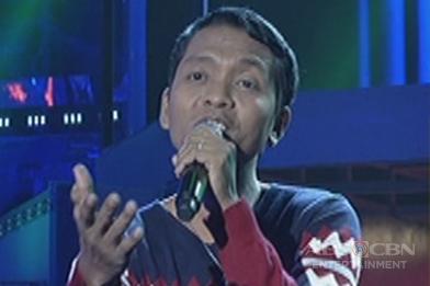 Mindanao contender Reynaldo Watin sings Daryl Ong's Minamahal Pa Rin Ako