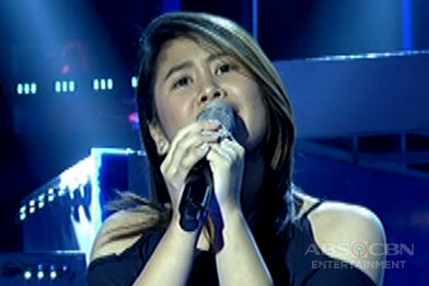 Visayas contender Yssa Romano sings Meghan Trainor's Like I'm Gonna Lose You