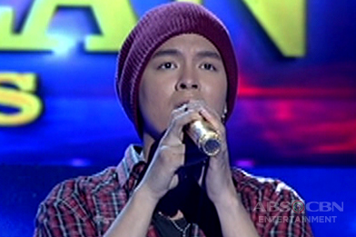 Q4 Semi-Finals Round 2: Sam Mangubat sings Bryan Adams' Everything I Do, I Do It For You